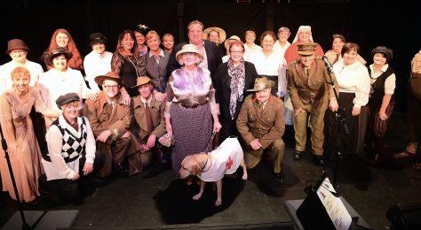 ANZAC Tribute Show 2016 Boilerhouse Theatre Sunbury